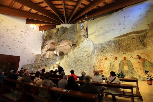 Sanctuary of Monte Sant'Angelo, Apulia , Italy